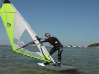 From beginners to advanced, our windsurfing tuition will help you improve