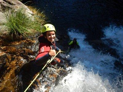 Descending Verdigo Ravine Initiation-Medium