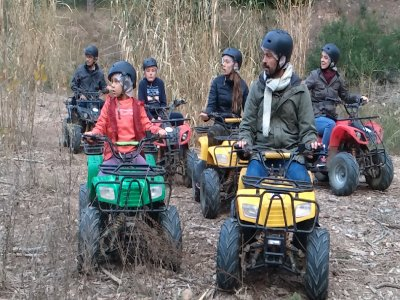 Electric Quad Route & Archery Cofrentes