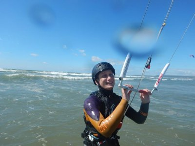 Westward Ho! Kitesurfing