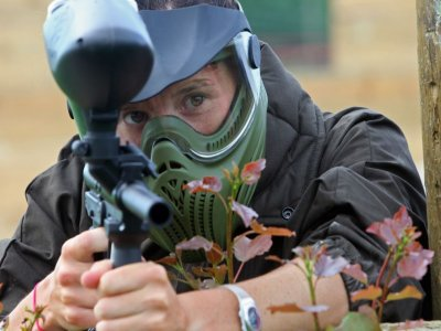 Paintball with Football Match, Sant Pere Pescador
