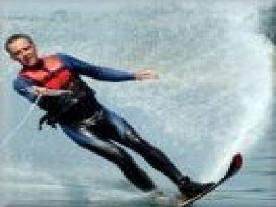 Euphoria Sailing Water Skiing