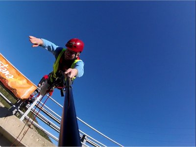 Bungee Jumping in Montserrat Noon/Afternoon Offer