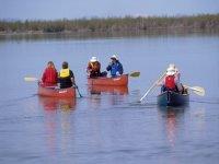 Canoeing on Nidderdale