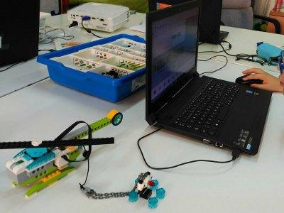 Robotics workshop summer in Barcelona