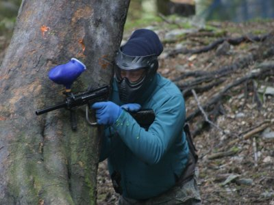 Get Wet The Adventure Company Paintball