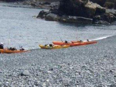 Porthkerris Divers Kayaking
