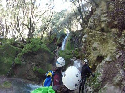 Medium Level Canyoning in Torrent de Biniaraix