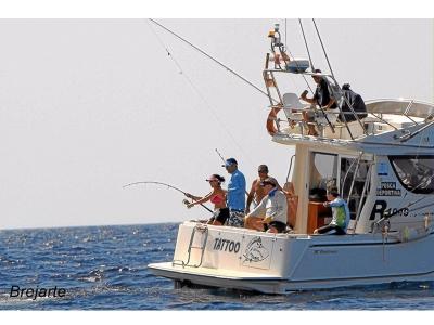 Deep Sea Fishing in Huelva, Full Day