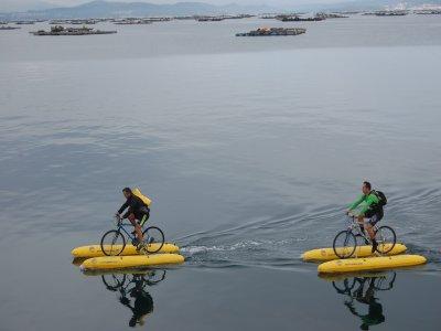 8- Hour Sea Bike Rental in Arousa