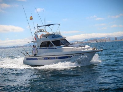 Trolling Deep-Sea Fishing in La Manga 10 Hours