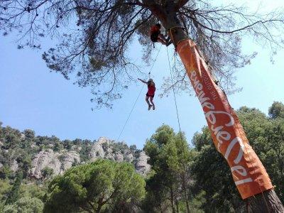 Family Adventure Raid in Montserrat