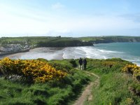 Broad Haven is a beautiful surf spot