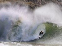Come enjoy Broadhaven´s waves