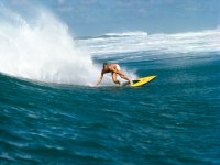 The perfect day to surf