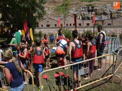 Multi-Adventure Camp, 2 Days in Salamanca
