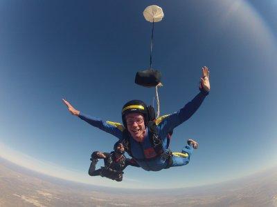 AFF Parachuting Course Seville 1-8 Levels