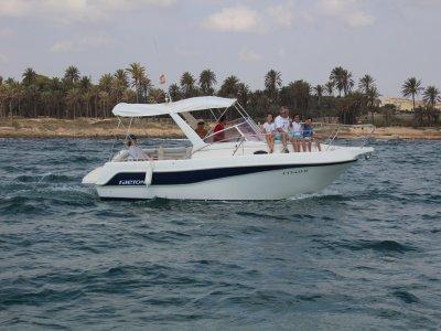 Private Boat Trip Through Alicante, 8-Hours