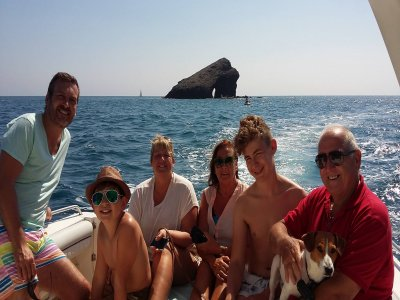 Rent a Boat with Patron in Alicante, 4 Hours