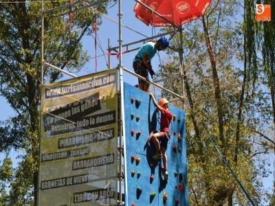 Adventure & Nature Camp, Salamanca, Groups