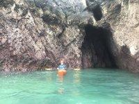 Turqoise waters