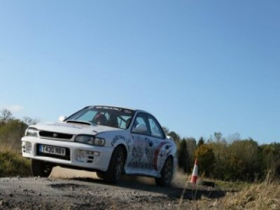 Subaru Junior Rally Driving Experience Chippenham