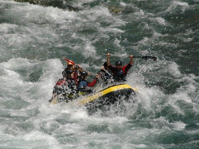 Family Trail Rafting on the Esera River, Adult
