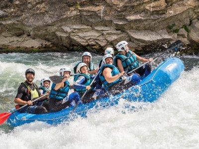 Rafting Descend in the Gállego River (II Level)