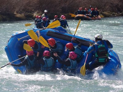 Rafting for Families Esera River Benasque - Adult