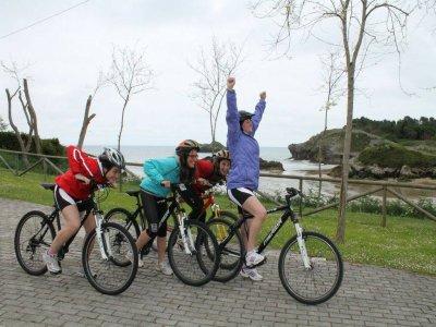 Guided Bike Route Senda Costera Asturias