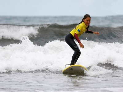 Surfing Course in Llanes, 14 Hours