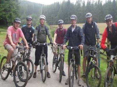 Peak Mountaineering Mountain Biking