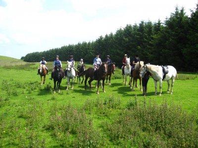 Horse Riding Holidays Caeiago