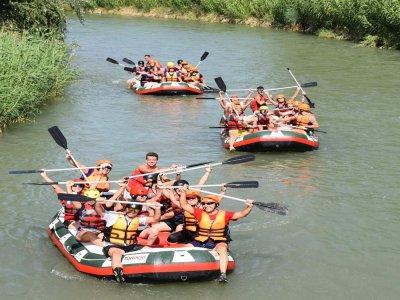 Rafting Segura River 14 km Descend, ADULTS