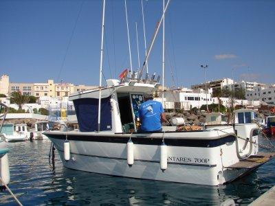 Resacca Fishing Charter Paseos en Barco