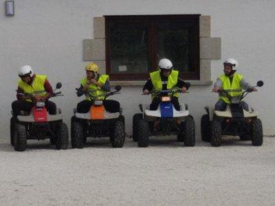 Team Building, Multi-Adventure & Hotel in Padrón