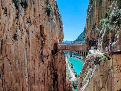 4h Guided Tour Through Caminito del Rey, Málaga