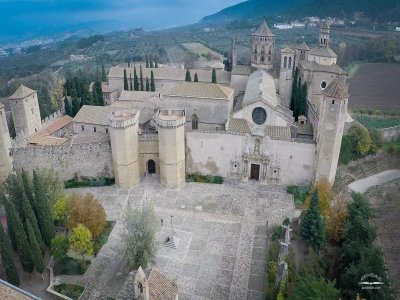 Guided Tour to the Monastery of Poblet, 4h