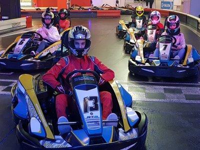 Karting Race Indoor Circuit Coruña, Adults