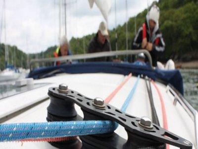 Fowey Maritime Centre Sailing