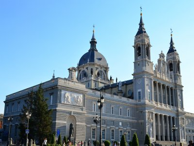 Secrets of the Churches of Madrid guided tour