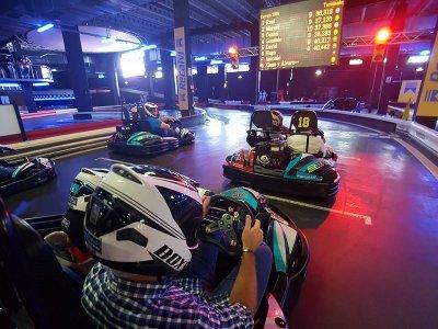 Indoor GP Mini Karting in Marineda, 2 Laps
