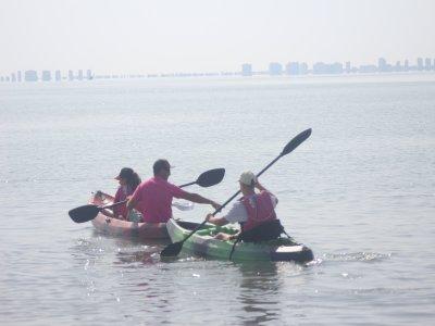 Individual Kayak Rental, Mar Menor, 1 Hour