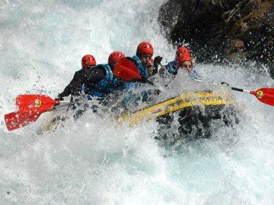 IV Level Rafting, Ara River, from Torla - Broto