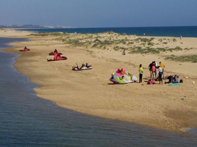 3h Beginner's Kitesurf Course, Isla Cristina