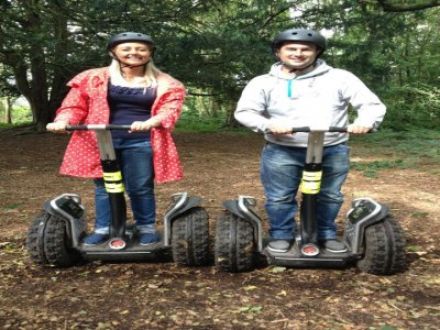 Exeter Paintball & Laser Tag Segway