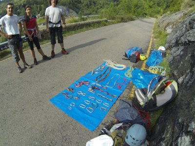 Rock Climbing Sport Course, Pyrenees, 2 Days