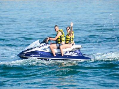 Jet Ski and speedboat pack in Roses