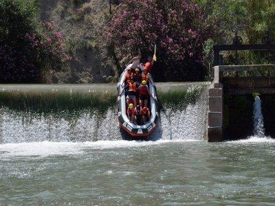 Rafting in Segura River + Paella, Half A Day