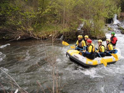 Family Rafting in Cidacos Valley, ADULTS